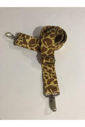 Zürafa Desenli Ayarlanabilir Çanta Askısı, Çanta Kemeri, Çanta Aksesuarı dfr200