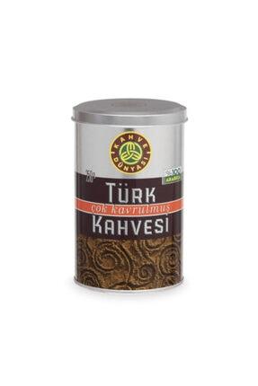 Kahve Dünyası Çok Kavrulmuş Türk Kahvesi 250g 0