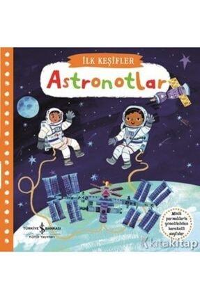 İş Bankası Kültür Yayınları Hareketli Astronotlar (ciltli) - 0