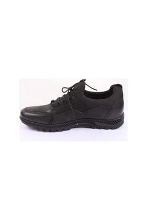 MARCOMEN 10714 Erkek Hakiki Deri Büyük Numara Günlük Ayakkabı 1