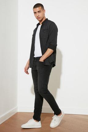 TRENDYOL MAN Siyah Erkek Skinny Jeans TMNAW20JE0405 0