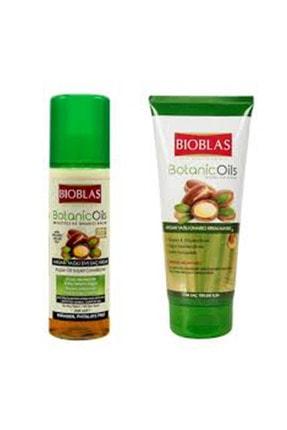 Bioblas Arganlı Saç Bakımı 2'li Set 0
