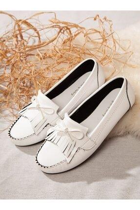 ayakkabıhavuzu Kadın Beyaz Günlük Ayakkabı 1