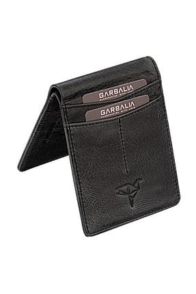 تصویر از کیف پول مردانه سیاه