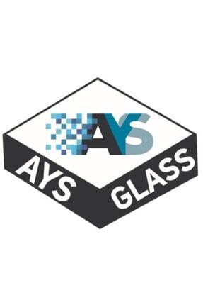AYSGLASS 2mm 50'' Inch 127 Ekran Tv Uyumlu Ekran Koruyucu Tv Ekran Koruma Camı 4