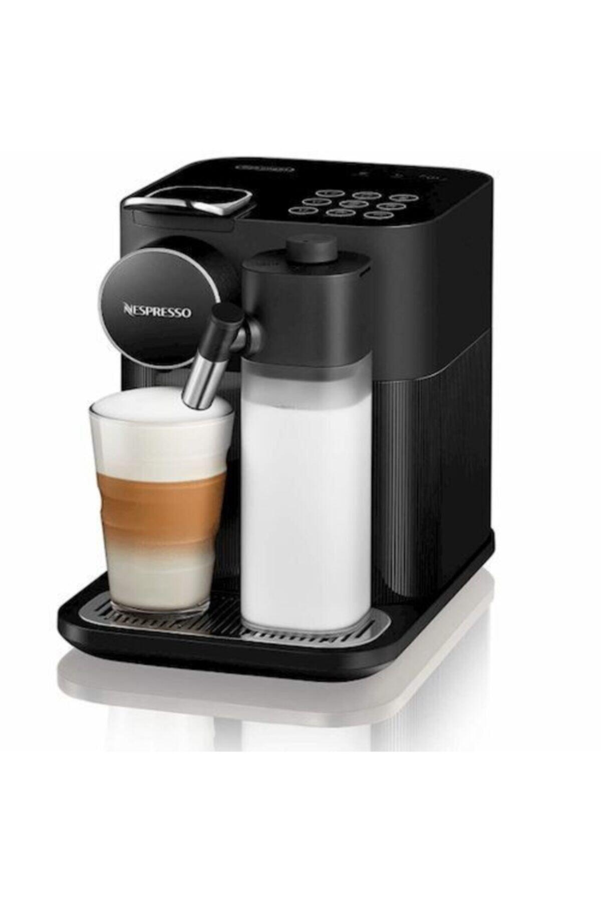 Nespresso F531 Gran Lattissima Black Kahve Makinesi Fiyatı, Yorumları -  Trendyol