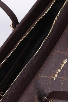 Marie Claire Kadın Kahverengi Omuz Çantası Suna Mc212101181 0