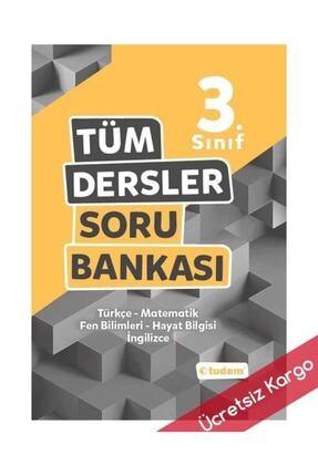 Tudem Yayınları 3.Sınıf Tüm Dersler Soru Bankası 0