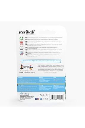 Steriball Diş Fırçası Için Koruyucu Hijyenik Kap - Mavi 1