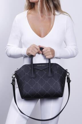 Marie Claire Kadın Siyah Omuz Çantası Maher Mc212101171 0