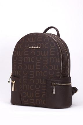 Marie Claire Kadın Kahverengi Sırt Çantası Lori Mc212102191 2