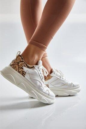 Tripy Kadın Günlük Sneaker Ayakkabı 0