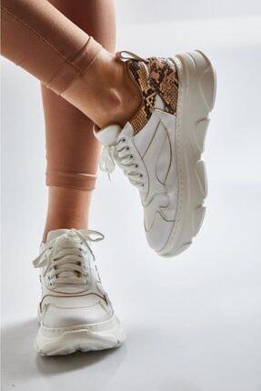 Tripy Kadın Günlük Sneaker Ayakkabı 1