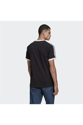 adidas Erkek Siyah Tişört 1