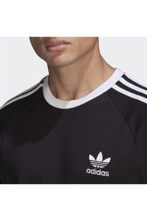 adidas Erkek Siyah Tişört 2