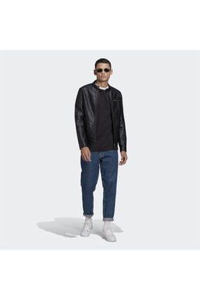 adidas Erkek Siyah Tişört 4