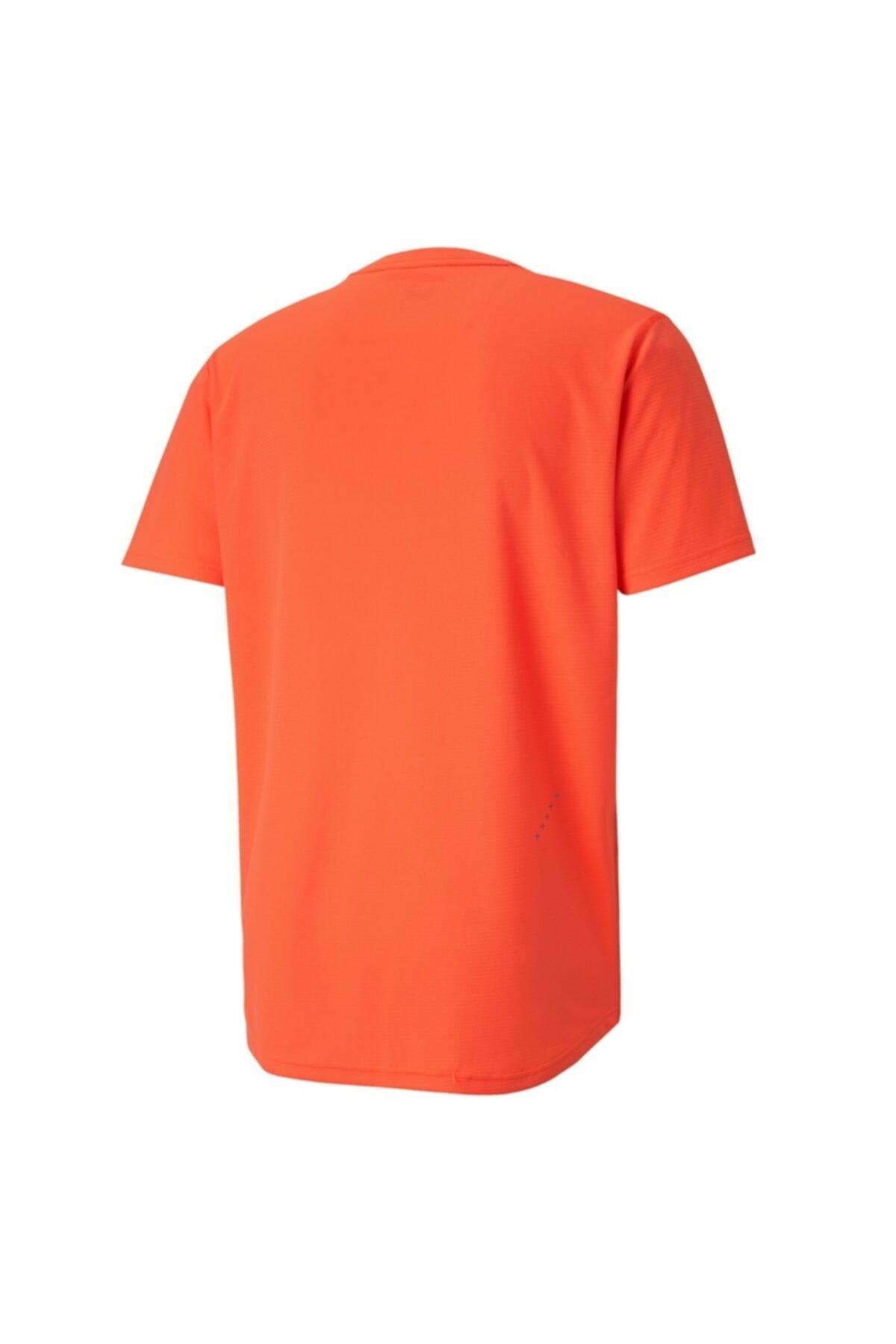 Puma Erkek Turuncu Spor T-shirt 51726834