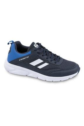 Jump 24718 Erkek Spor Lacivert Lacivert Ayakkabı 0
