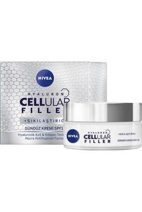 Nivea Cellular Cilt Genç Gündüz Spf15 50 ml 0