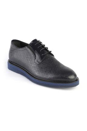 Erkek Lacivert Oxford Ayakkabı 3234 resmi
