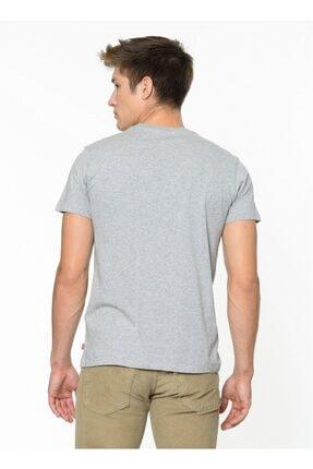 Levi's Erkek Gri Pamuklu T-Shirt 17783-0138 2