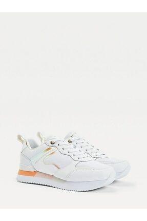 Tommy Hilfiger Kadın Actıve Cıty Sneaker 0