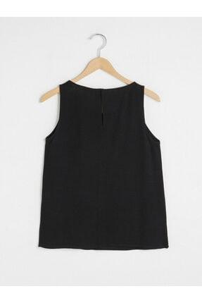 LC Waikiki Kadın Siyah Bluz 1