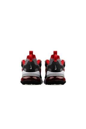 Nike Kadın Kırmızı Air Max 270 React Günlük Ayakkabı 2
