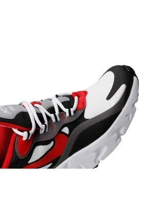 Nike Kadın Kırmızı Air Max 270 React Günlük Ayakkabı 3