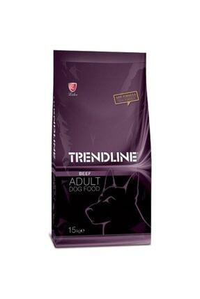 Trendline Biftekli Yetişkin Köpek Maması 15 kg 0