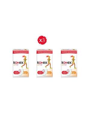 Kotex Active Quadro Normal 24lü 3 Paket 0