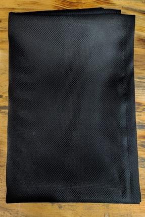 Çeyizci Masa Örtüsü Leke Tutmaz Kumaş Tek 160x220 cm Siyah 1