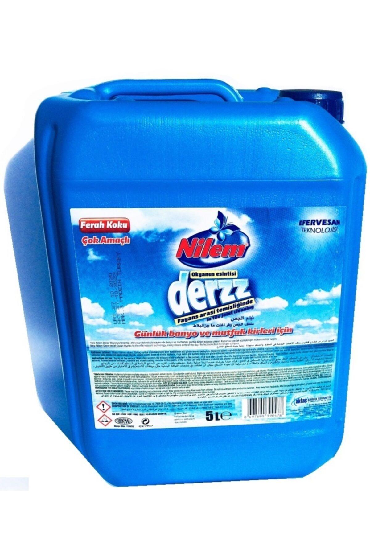 Derz Fayans Arası Temizliği 5 Litre