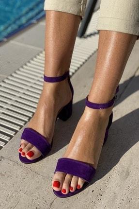İnan Ayakkabı Baan Tek Bant Bilekli Topuklu Ayakkabı 3
