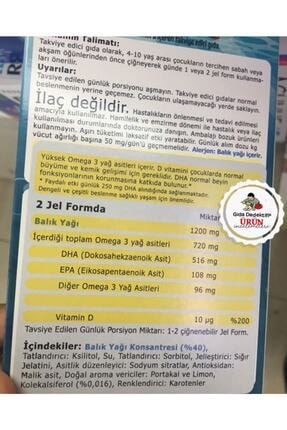 Easy Fishoil‎ Easy Fish Oil 30 Jel Tablet X 2 Adet 2