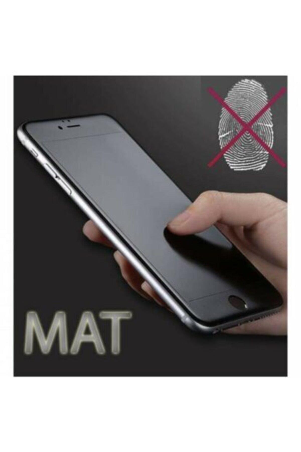PSG -ıphone 7/8plus Seramik Matt Nano Ekran Koruyucu Beyaz