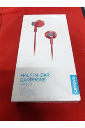 LENOVO Hf140 3,5 Mm Jack Kablolu Mikrofonlu Kulaklık 1