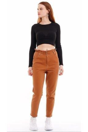 Mom Jeans Kot Pantolon BT0001