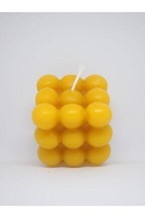 KG Store El Yapımı Doğal Balmumu Bubble Mum 0