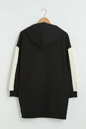 LC Waikiki Kadın Yeni Siyah Tunik 1