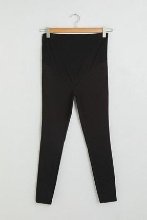 LC Waikiki Kadın Yeni Siyah Pantolon 0