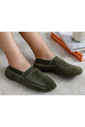 English Home New Soft Kadın Çorap Haki 0