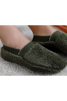 English Home New Soft Kadın Çorap Haki 1