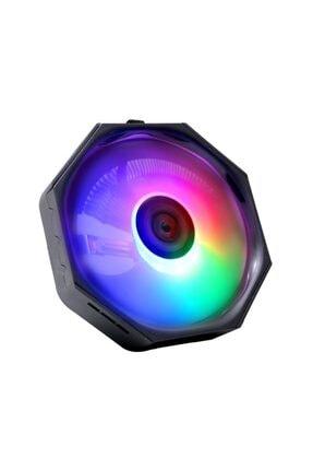 TURBOX GustyWave Combo LGA775+1151+1155+1156+AM2+ AM3 işlemci Fanı 1