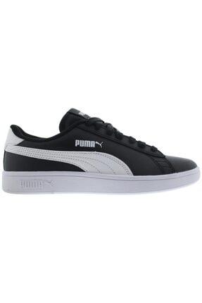 Puma Kadın Beyaz Spor Smash V2 L Jr Ayakkabı 36517002 0
