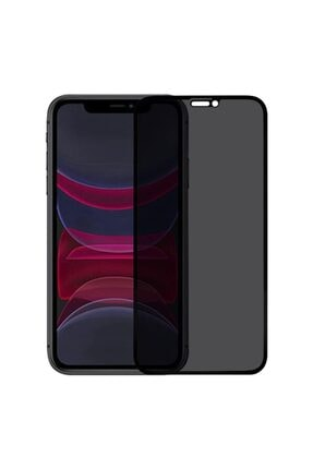 OBEV Iphone 11 Uyumlu Temperli Tam Koruma Hayalet Cam Ekran Koruyucu 1