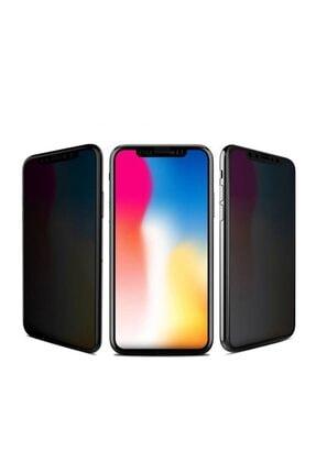 OBEV Iphone 11 Uyumlu Temperli Tam Koruma Hayalet Cam Ekran Koruyucu 3