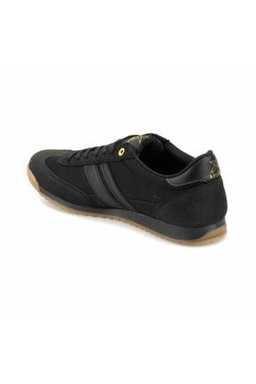 Kinetix Erkek Siyah Bağcıklı Spor Ayakkabı 4