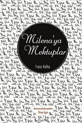 Koridor Yayıncılık Milena'ya Mektuplar - Franz Kafka 0