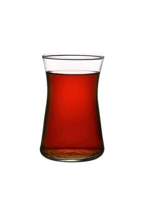 Paşabahçe Heybeli Çay Bardak 6'lı 0